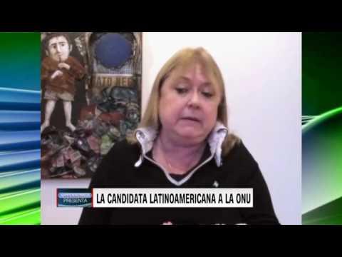 """""""La candidata latinoamericana a la ONU"""" Oppenheimer Presenta # 1620"""