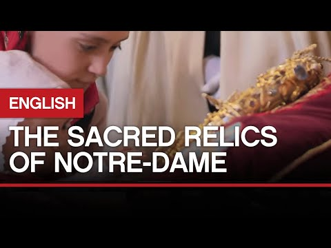 The Sacred Relics of Notre-Dame (English) - Toute l'Histoire