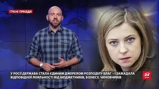 Скандальная Поклонская — дитя украинской системы, Грани правды