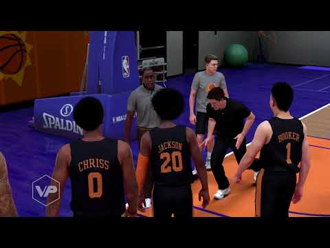 NBA 2K18 My Career Prelude - Tryout For The Phoenix Suns (Part 3)