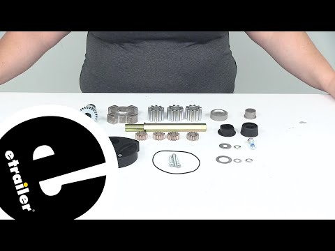 Etrailer | Review Of Fulton Replacement Parts - F2 Gear Set - F0133312S00