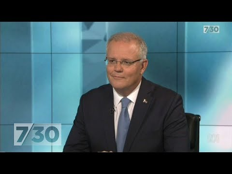 Morrison says Australia is meeting every climate commitment made   7.30