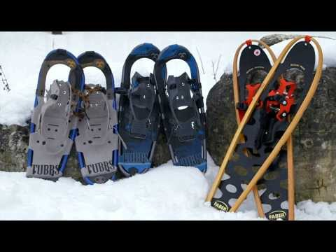 How to Choose Snowshoes