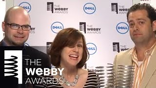 VML's 5-Word Speech at the 18th Annual Webby Awards