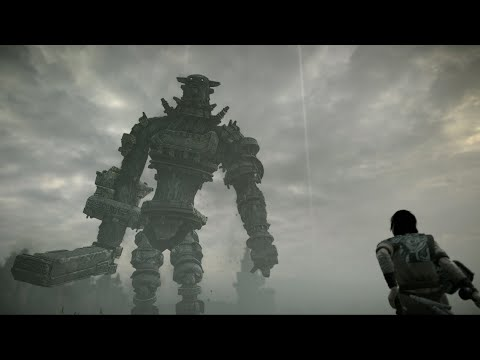 Shadow of the Colossus: Quick Look