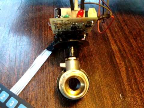 Заклинил шаровый кран, как перекрыть? / Jammed ball valve, how to .