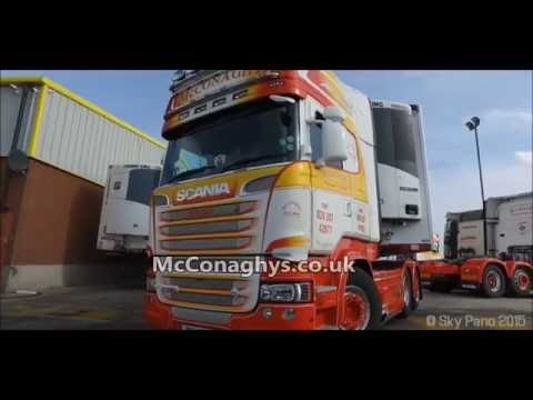 McConaghy Refrigerated Distribution Limited Promotional Video