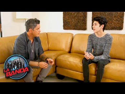 Alejandro Sanz Visits Yoandri Cabrera at Home