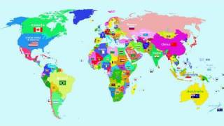 The Countries Of The World Song   The World