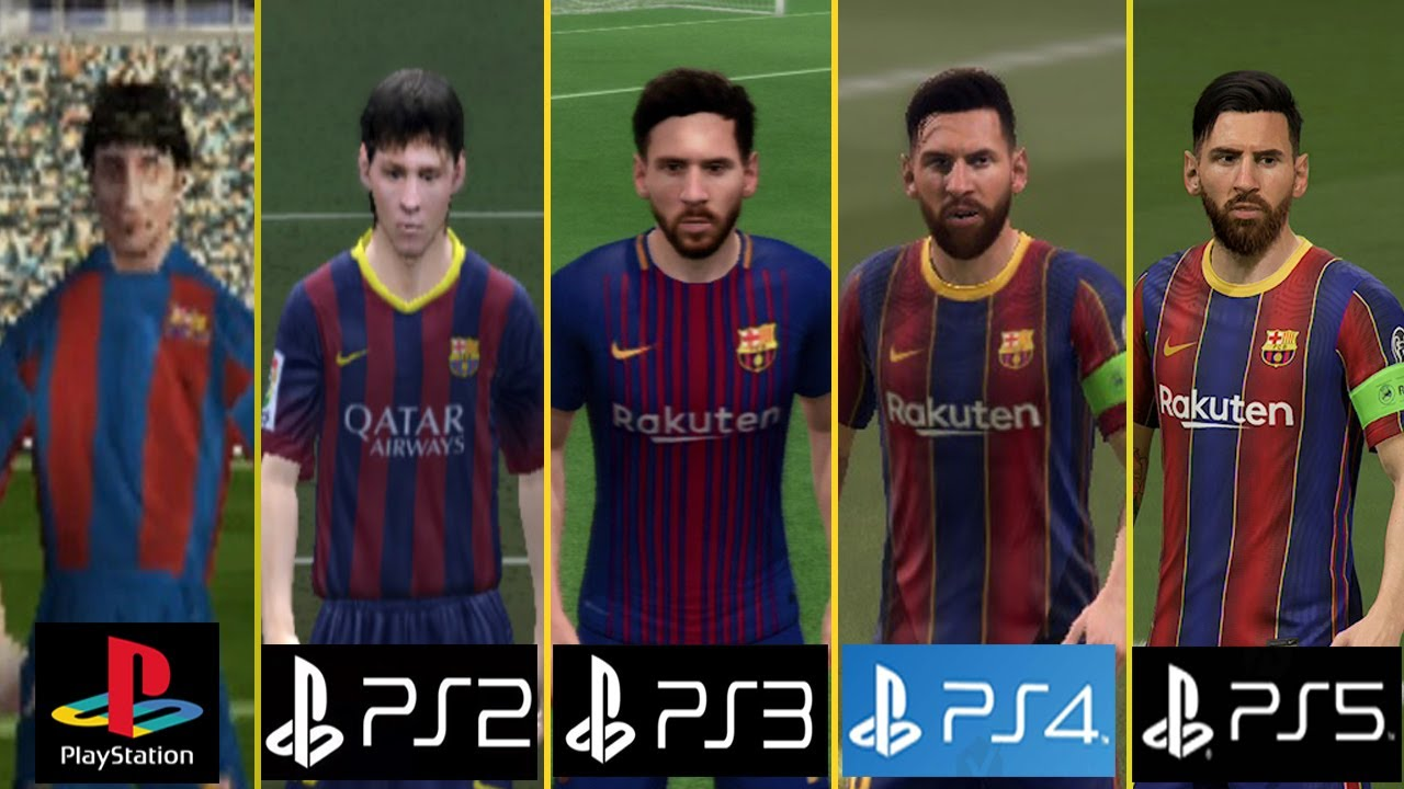 Ps2 PES 2018 On Ps4 Jailbreak