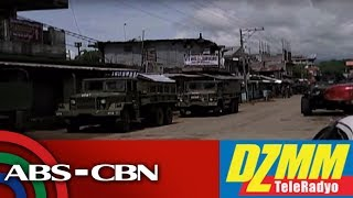 DZMM TeleRadyo: Snipers make rescue of trapped civilians, wounded soldiers difficult