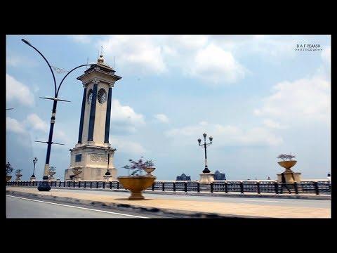 Traveling to Malaysia (On the way to Putrajaya from Kuala Lumpur)