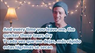 Leroy Sanchez - Too Good At Goodbyes traducida lyrics (Sam Smith cover)