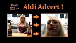 NEW ALDI ADVERT  (not really hahaha) & Not Vanlife yet