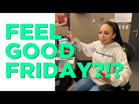 In-Studio Videos - Feel Good Friday?!?!?