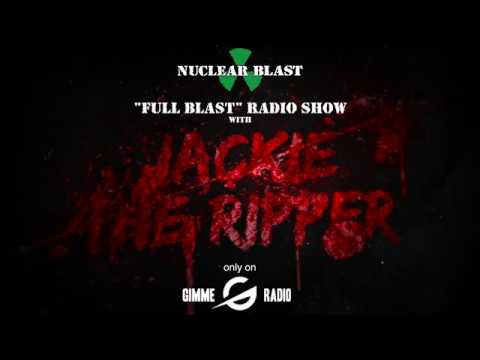 "GIMME RADIO - ""Full Blast"" show with Jackie The Ripper (OFFICIAL TRAILER)"
