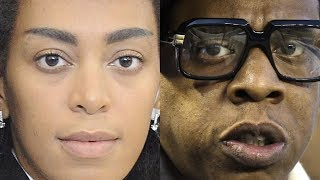 Solange SMACKED Jay Z infront of Beyonce AGAIN over Nicki Minaj