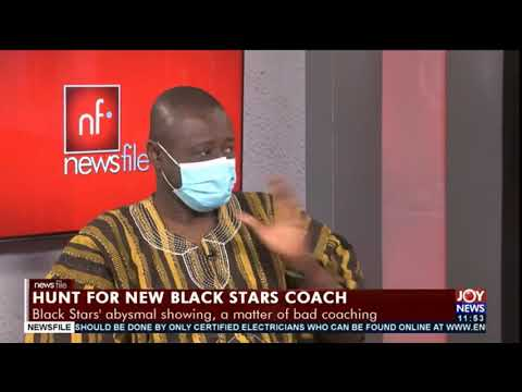 New Black Stars coach: Stop influencing the selection of players - Karl Tufuoh to FA officials