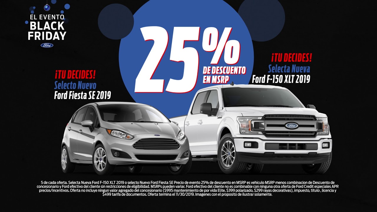 Holmes Tuttle Ford >> Black Friday Sales Event At Jim Click Ford Dealerships And Holmes Tuttle