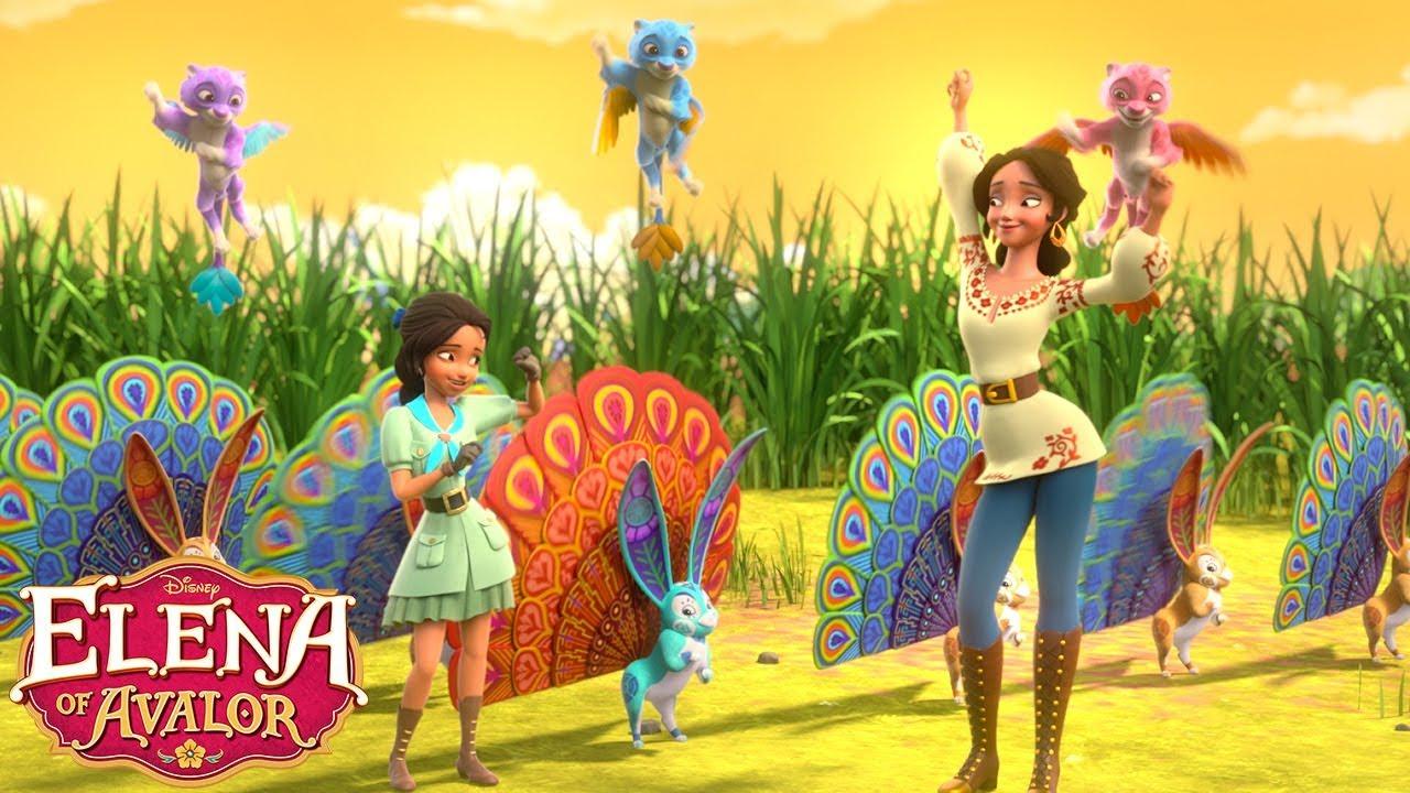 Download Peabunny Boogie | Elena of Avalor: Adventures in Vallestrella | Disney Junior