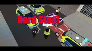[Roblox City of London, United Kingdom] UK Policing The British way Road Policing Unit!