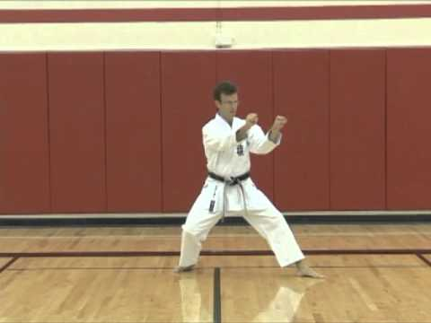 Intermediate Karate Blocks: Part 2