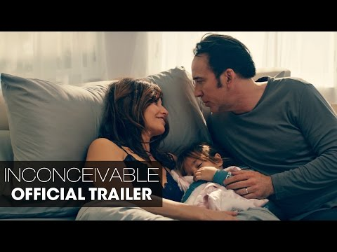 Inconceivable 2017 Movie –    Nicolas Cage, Gina Gershon, Nicky Whelan