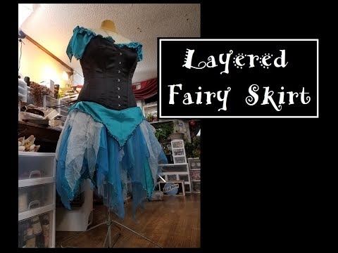 Sewing a Fairy Skirt