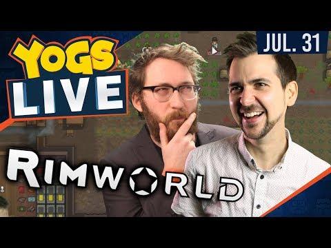 Lewis & Tom Save The Rimworld [4] - 31st July 2017