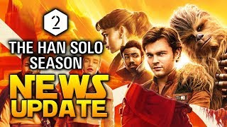 NEWS UPDATE: Season 2 Officially Solo, Arcade Content & May 4th - Star Wars Battlefront 2