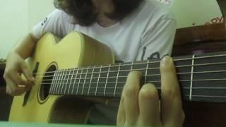 Chưa bao giờ guitar cover