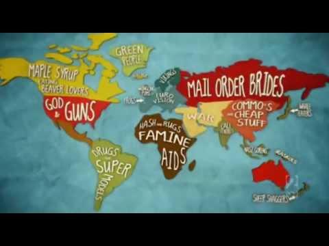 World Map Youtube