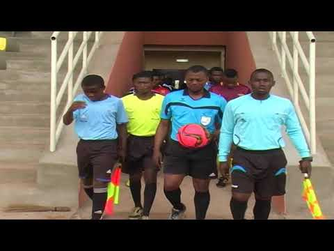 official match football team as universal scout detection in cameroon