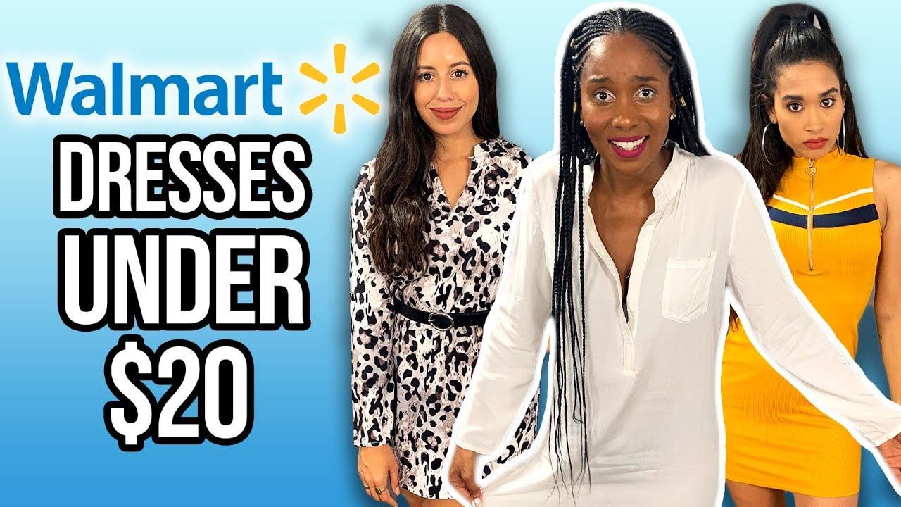 15 Walmart Dresses Under $20! - Try On Haul 2019 1