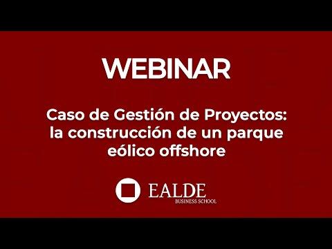 Caso de Gestión de Proyectos: la construcción de un parque eólico offshore.