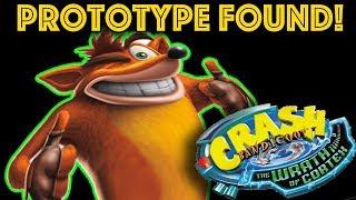 Crash Bandicoot: Wrath of Cortex Prototype - Some Very Different Gameplay!