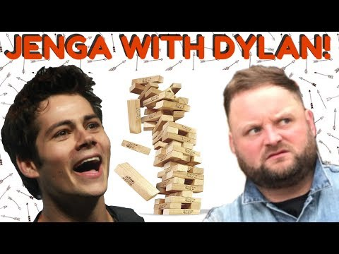 Dylan O'Brien JENGA FILES  Arron Crascall