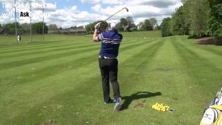 Golf Q&A Pin In or Out When Chipping
