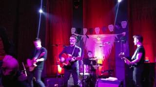 Louis Berry - Liverpool Leaf 2016 - Halloween 31/10/16 - Restless