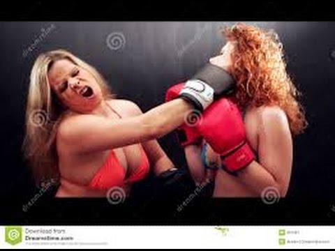 Sports Boxing-Premier Productions Female Vintage Boxing