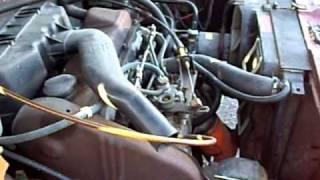 1980 Volkswagen Rabbit Diesel C Motor REV