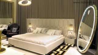 видео спальни италия