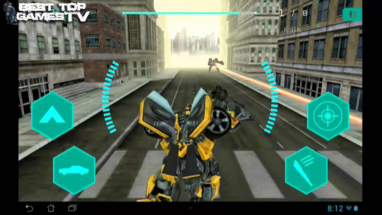 Скачать игру трансформеры 3 на андроид