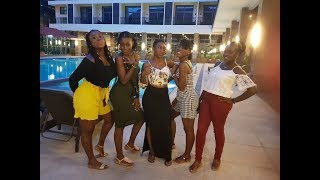 Ghana Vlog | My birthday weekend | Friends and Family