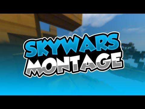 SKYWARS MONTAGE! | BlueNoelle8
