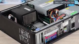Видеообзор ПК Dell Optiplex 755