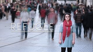 I Am a Refugee: Faces of Europe's Asylum Seekers
