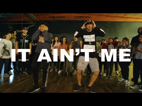 IT AIN'T ME - Kygo & Selena Gomez Dance | @MattSteffanina Choreography