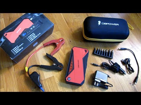Best Lithium-ion Jump Starter 2019 (Review and Buying Guide