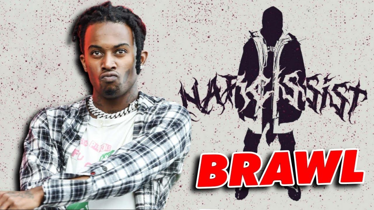 Download Playboi Carti Fans BRAWL at NARCISSIST Tour